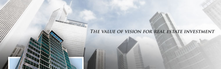 The value of vision for real estate investment